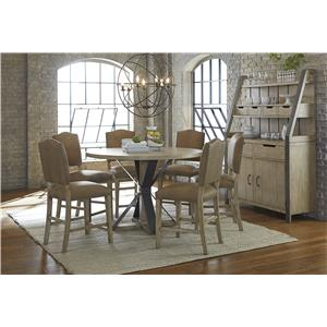 Progressive Furniture Shenandoah Casual Dining Room Group