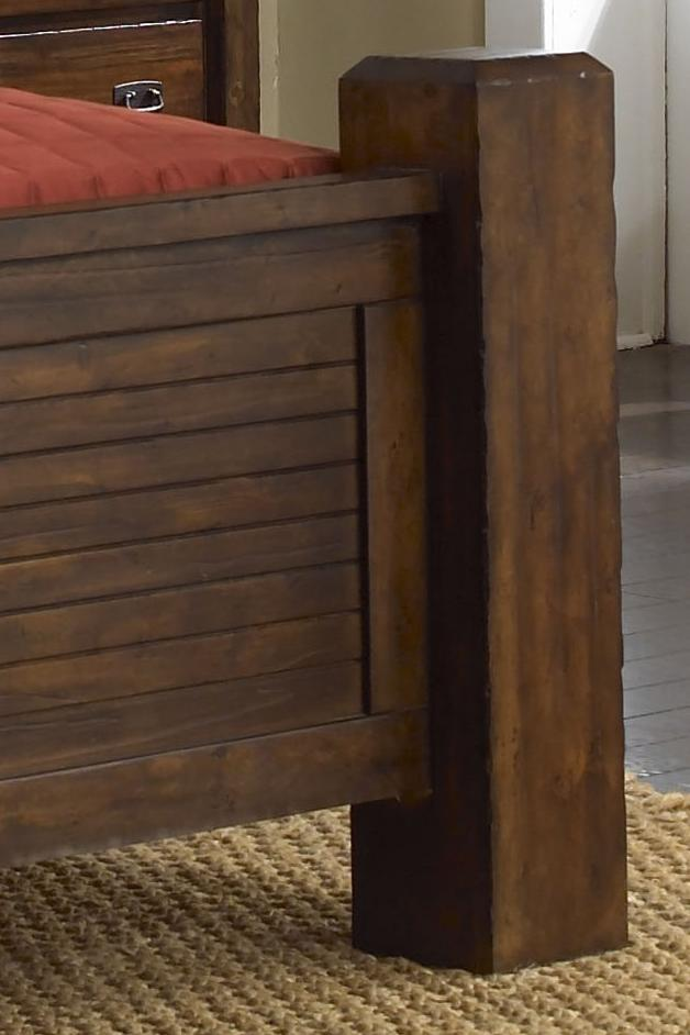 Progressive Furniture Trestlewood Drawer Chest   Boulevard Home ...