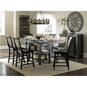 progressive furniture willow dining casual dining room group - Progressive Furniture