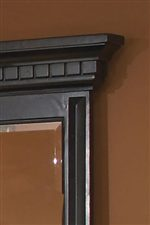 Frame with Decorative Molding
