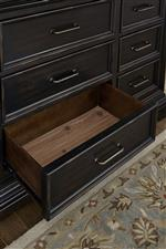 Pulaski Furniture Caldwell 17 Drawer Master Chest