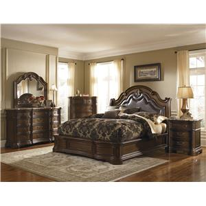 Courtland  by Pulaski Furniture