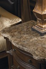 Laminated Marble Top