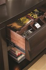 Deep Drawers for Storage