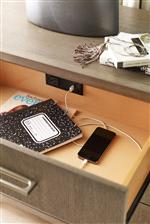 Built-in Outlets with USB Ports Offer Modern Convenience
