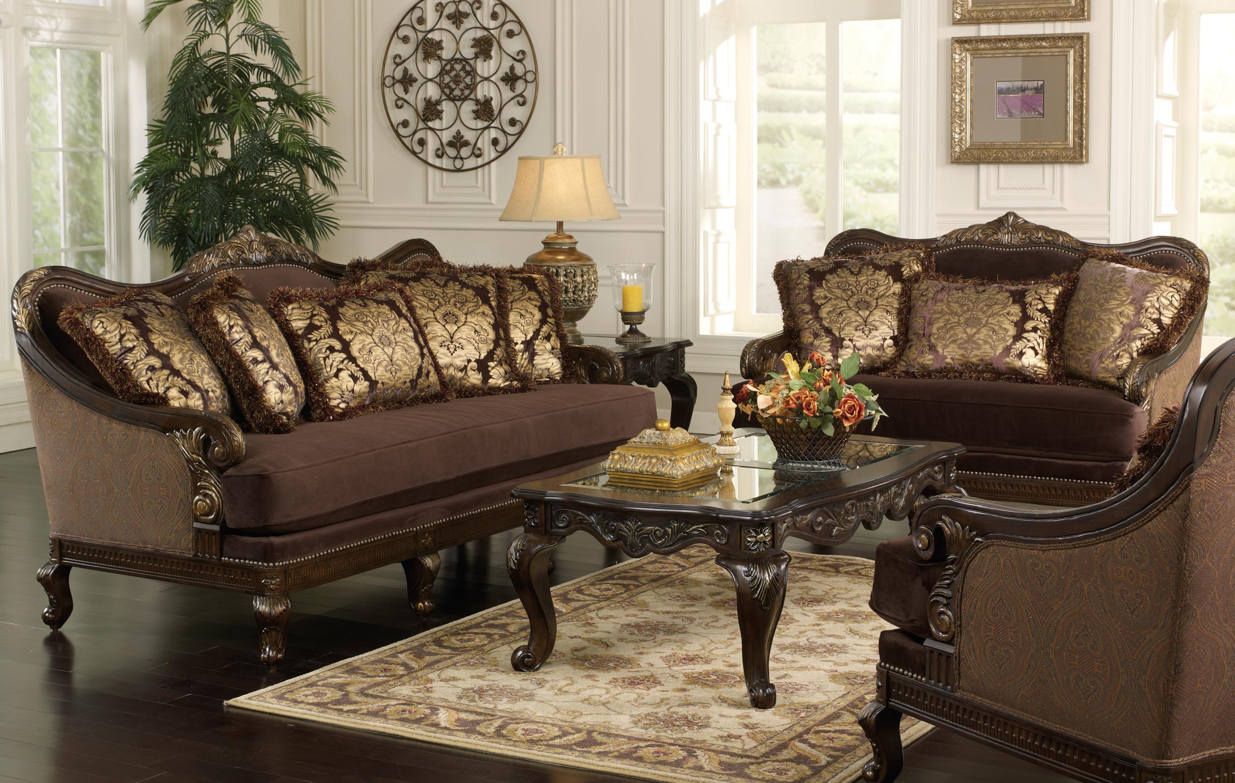 Nice Rachlin Classics Babette III Stationary Living Room Group    BigFurnitureWebsite   Upholstery Group