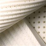 Latex is Naturally Porous, Extremely Durable and Breathable