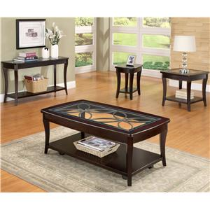 Riverside Furniture Annandale Sofa Table