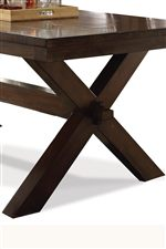 X Design Connects the Trestle Base