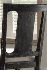 Splat Back Chairs