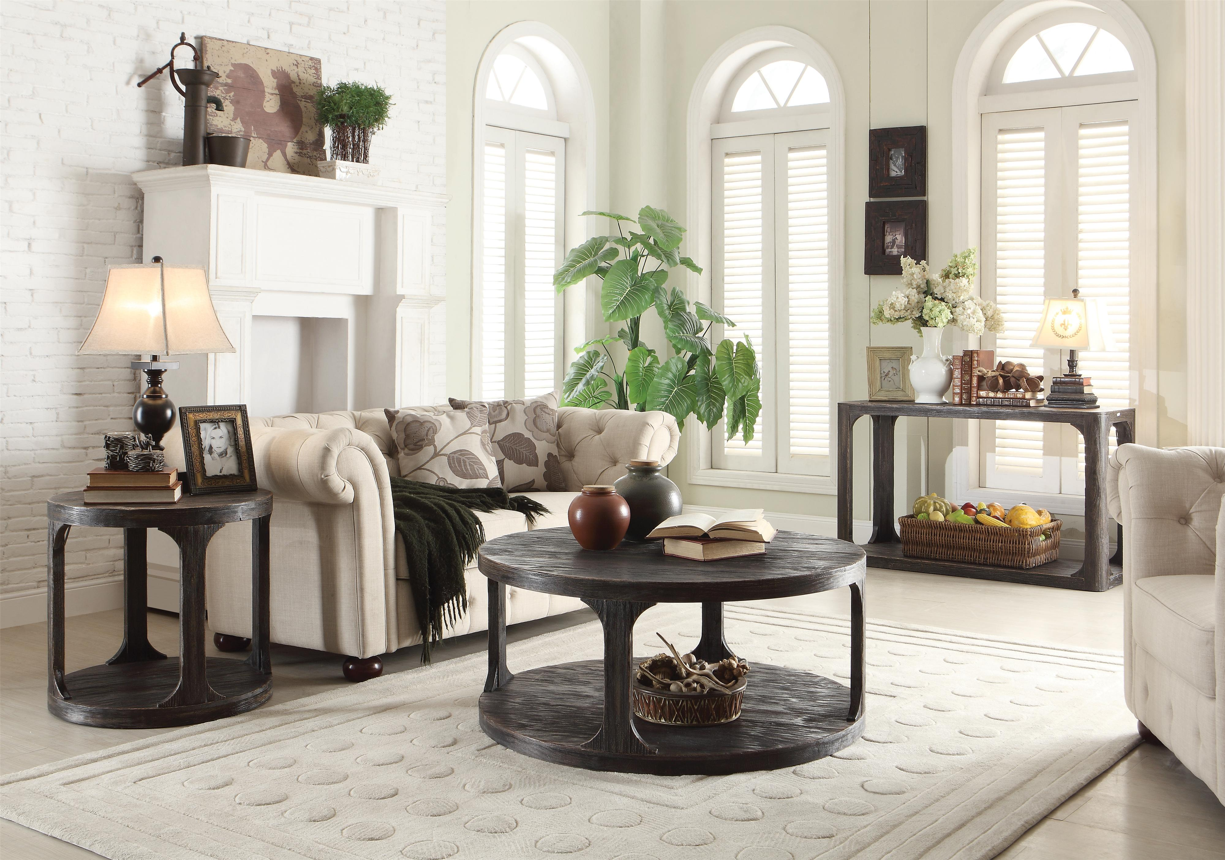 Riverside Furniture Bellagio Square End Table Belfort Furniture End Table