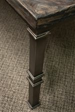 Square Metal Legs