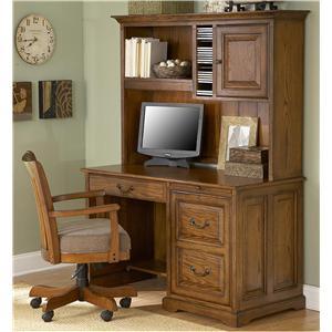 Riverside Furniture Cantata Traditional 54-Inch Flat Top Computer Desk