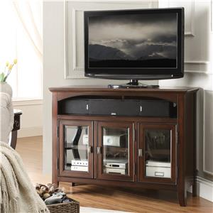 Riverside Furniture Canterbury 42-Inch TV Console