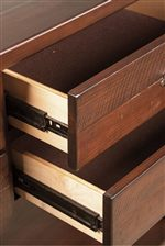 Dovetail Joinery on All Drawers
