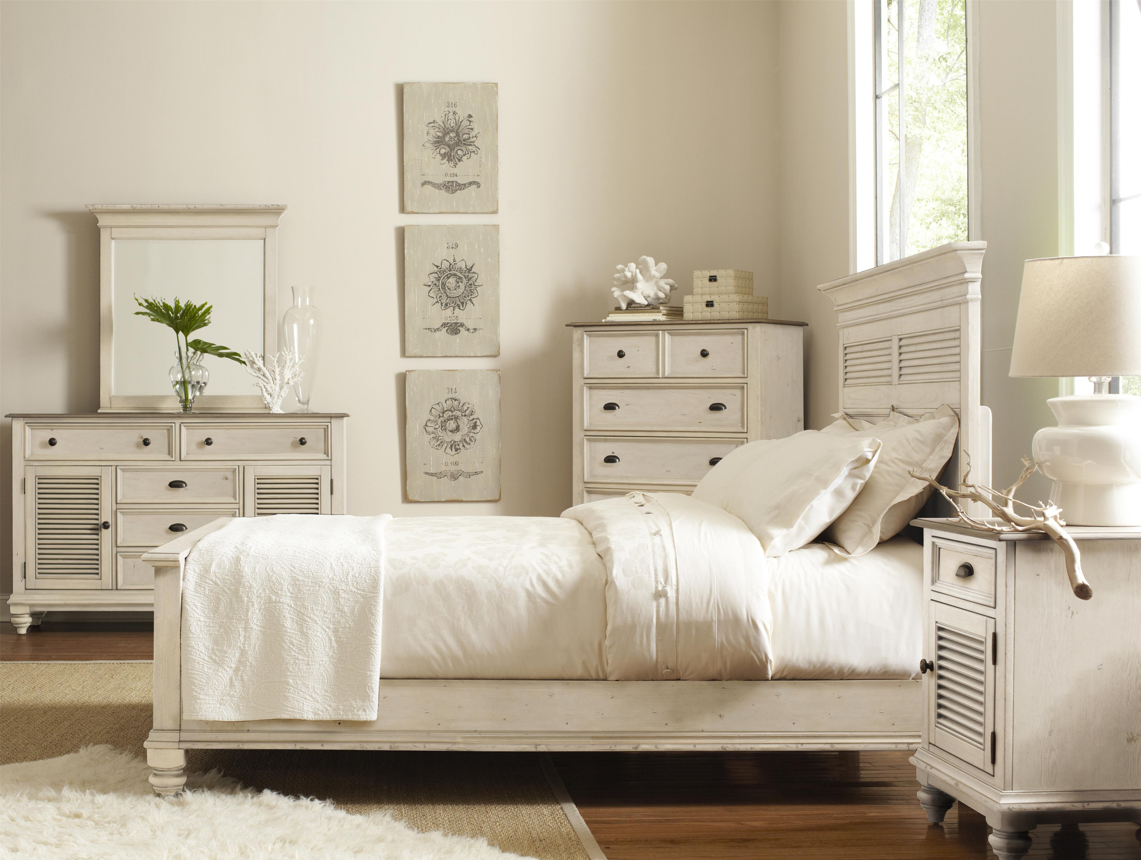 Riverside Furniture Coventry Two Tone King Bedroom Group Value City Groups