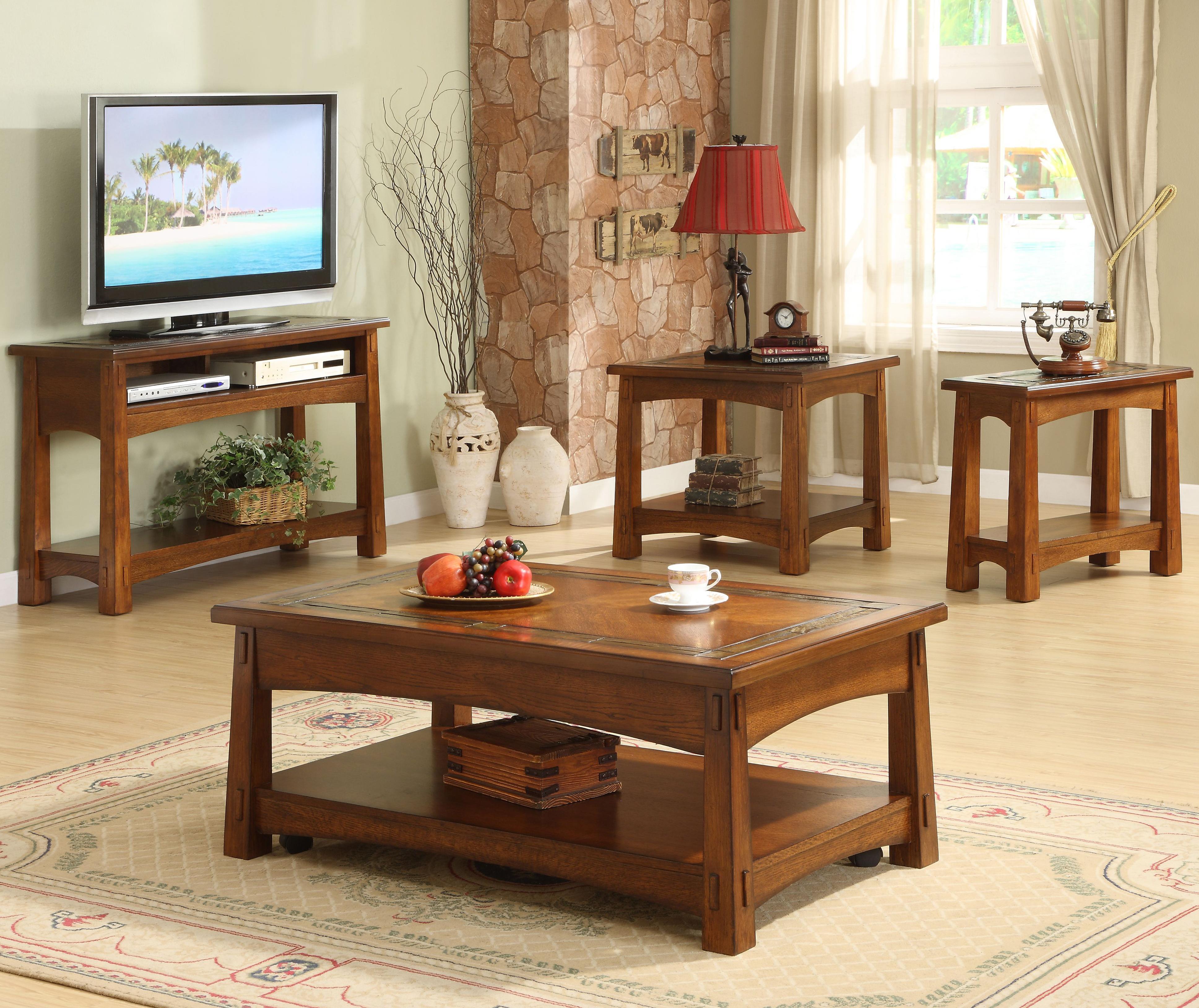 Craftsman Style Furniture: Craftsman Home (29) By Riverside Furniture