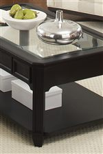 Select Tables Include Glass Tops for a Classy, Refined Look & Fool