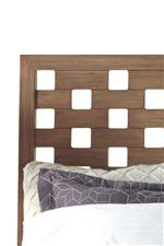 Panel Headboard Block Cutouts