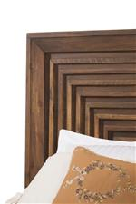 Platform Panel Bed Headboard Design