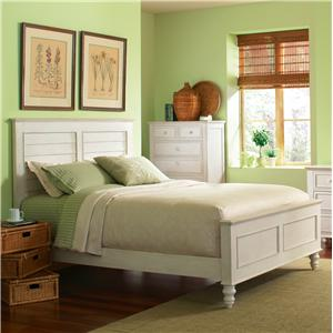 Riverside Furniture Placid Cove Cal King Arch Bed