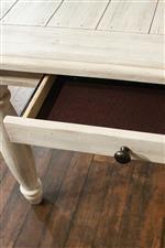 Table Drawer Detail