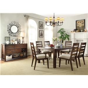 Riverside Furniture Riata Dining Room Group