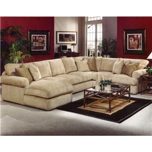 Robert Michael Sectional Sofa For Robert Michael Rocky