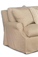 Rolled Arms and Loose Back Cushions