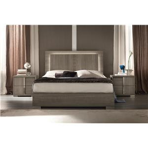 Alf Italia Tivoli King Bedroom Group