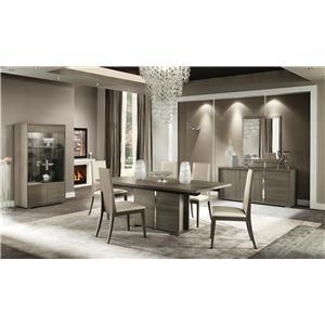 Alf Italia Tivoli Formal Dining Room Group