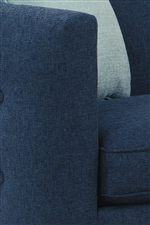 Tuxedo Track Arms