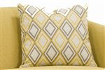 Decorative Accent Pillows in 10170-33 Fabric