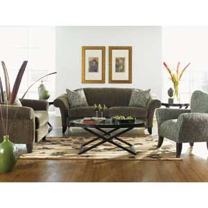 Rowe Notting Hill Transitional Upholstered Chair