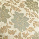 Tan/Green/Cream Fabric