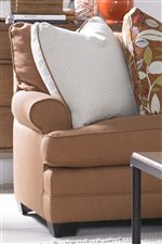 Blendown Padded Seat Cushions and Throw Pillows Represent Comfort at its Finest