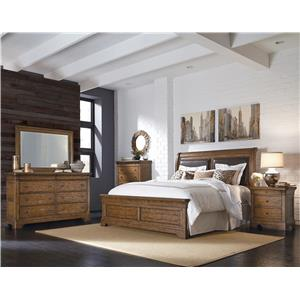 Samuel Lawrence American Attitude Queen Bedroom Group