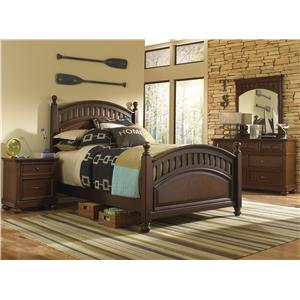 Morris Home Furnishings Edgewood Full Bedroom Group