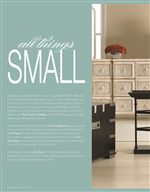 Welcome to All Things Small, where great design takes on a more