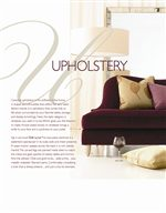 Caracole Upholstery Features Styles, Shapes and Silhouettes that Reflect the Very Latest Fashion Trends
