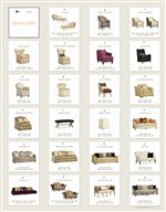 Browse Caracole's Versatile Collection to Discover your Perfect Upholstered Accent