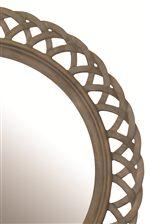 Trellis Wall Mirror.