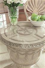 Glass Tops Showcase Pedestal Ornamentation