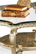 Rich Golds and Beautiful Silvers Correspond to Create Unmatched Elegance