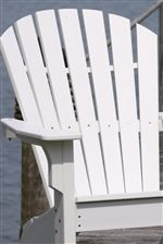 Shellback Chair Designs