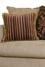 Scatter Back pillow seat back.