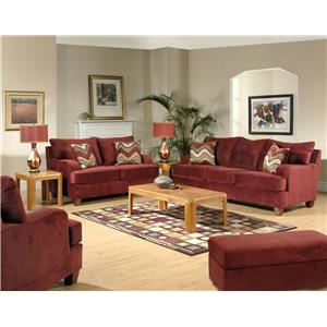 Serta Upholstery by Hughes Furniture - Colder\'s Furniture and ...