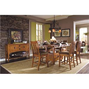 SG Santa Fe Casual Dining Room Group