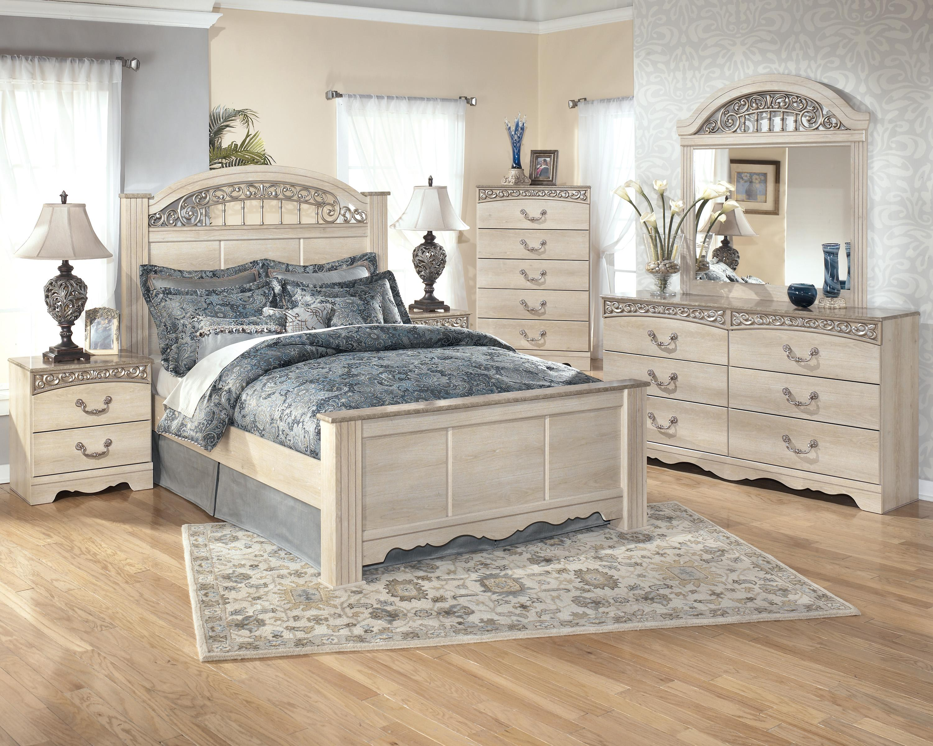 Signature Design by Ashley Catalina King Bedroom Group - Item Number: B196 K Bedroom Group 1