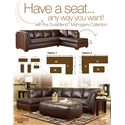 Signature Design by Ashley Fairplay DuraBlend® 2 Piece Sofa Sectional with Chaise - Multiple Configuration Options